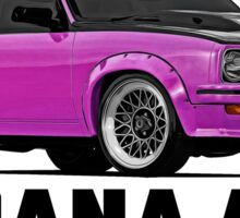 Holden Torana - A9X Hatchback - Pink Sticker