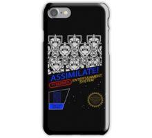 NINTENDO: NES ASSIMILATE! iPhone Case/Skin