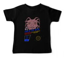 NINTENDO: NES Face Of Boe Baby Tee