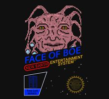 NINTENDO: NES Face Of Boe Unisex T-Shirt