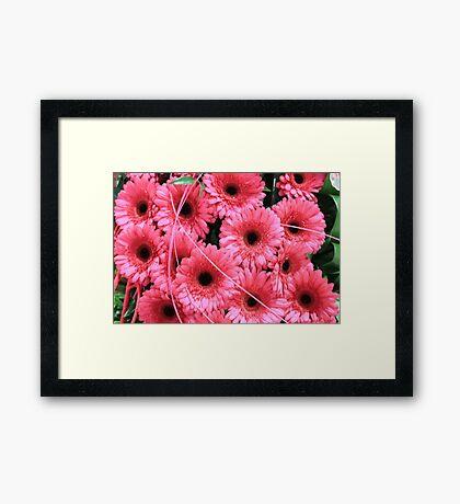 Blumen, Obst, Bäume, Natur Framed Print