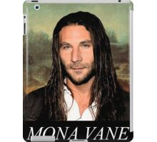 Mona Vane iPad Case/Skin
