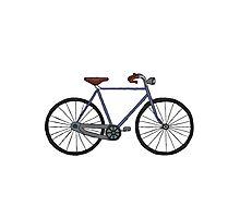 Bicycle Photographic Print