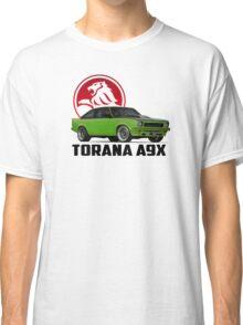 Holden Torana - A9X Hatchback -  Green 2 Classic T-Shirt
