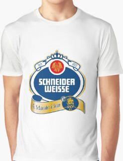 Schneider Weisse Graphic T-Shirt