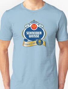 Schneider Weisse Unisex T-Shirt