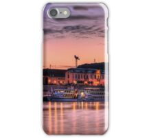 Old City Sunset iPhone Case/Skin