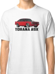 Holden Torana - A9X Hatchback - Red Classic T-Shirt