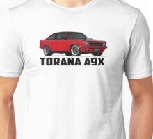 Holden Torana - A9X Hatchback - Red Unisex T-Shirt
