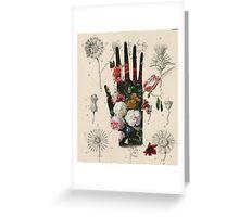 Flowers handmade Greeting Card