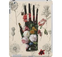 Flowers handmade iPad Case/Skin