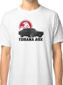 Holden Torana - A9X Hatchback - Black 2 Classic T-Shirt