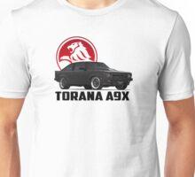 Holden Torana - A9X Hatchback - Black 2 Unisex T-Shirt