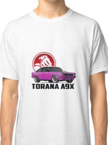 Holden Torana - A9X Hatchback - Pink 2 Classic T-Shirt