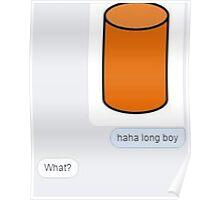 long boy Poster