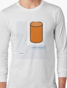 long boy Long Sleeve T-Shirt