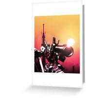 00G Sunshine Greeting Card