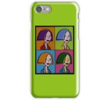 Pop Art Jane Lane - Daria iPhone Case/Skin