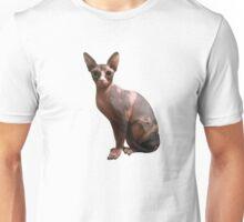 Mischa the Sphynx Unisex T-Shirt