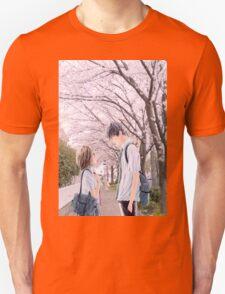 Love under the Sakura trees T-Shirt