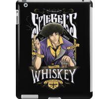 Spiegel's Cowboy Whiskey iPad Case/Skin
