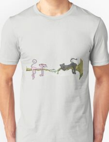 cat and dog T-Shirt