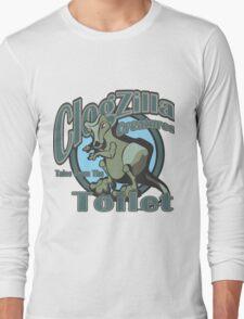ClogZilla Creatures #2 Long Sleeve T-Shirt