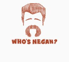 Who's Negan ? Men's Baseball ¾ T-Shirt