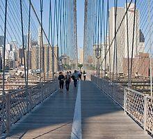 Brooklyn Bridge by TAShaw
