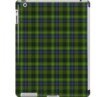 Clan Stewart Hunting Tartan iPad Case/Skin