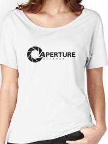 Portal Aperture Women's Relaxed Fit T-Shirt