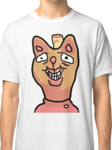 Angry BurgerPants (from Undertale) Classic T-Shirt