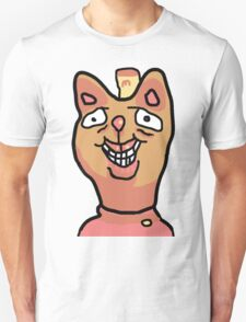Angry BurgerPants (from Undertale) Unisex T-Shirt