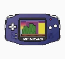 game boy advance One Piece - Long Sleeve