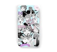 ♥♥♥ HAIKYUU!! HINATA SHOUYOU COLLAGE TUMBLR PASTEL ♥♥♥ Samsung Galaxy Case/Skin