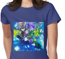 Abstract Butterfly II Womens Fitted T-Shirt