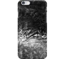 dark and stormy bw iPhone Case/Skin