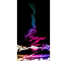 Northern Lights - Aurora Borealis  Photographic Print
