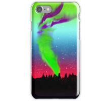 Northern Lights - Aurora Borealis  iPhone Case/Skin