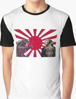 Monkey Opener Battle Graphic T-Shirt