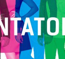 Pentatonix Cover Album Sticker