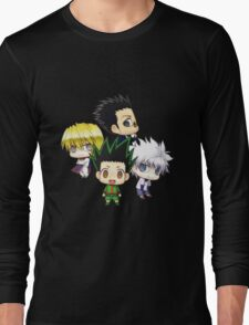 Hunter X Hunter Long Sleeve T-Shirt