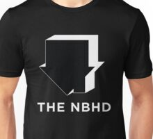 The Neighbourhood 2016 Band Tee Wiped Out! Unisex T-Shirt