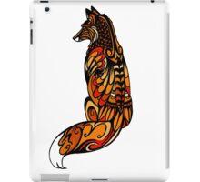 Red Fox iPad Case/Skin