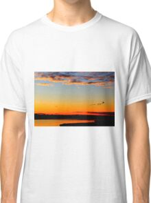Sunset in Lulea Classic T-Shirt
