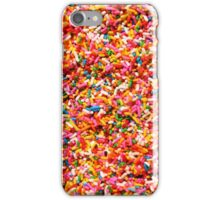 Colorful sprinkles iPhone Case/Skin
