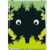 Weird parasite -colored edition iPad Case/Skin