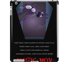magic.mov iPad Case/Skin