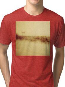 The Train Journey Tri-blend T-Shirt