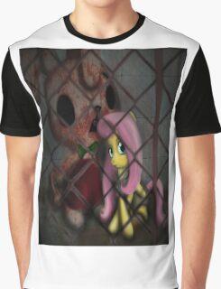 Silent ponyville Graphic T-Shirt